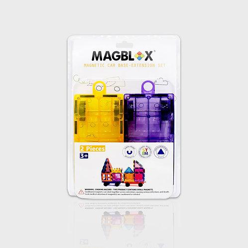 MAGBLOX® CAR BASE EXTENSION SET