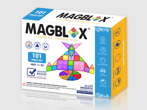 MAGBLOX® 101 PCS SET