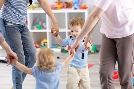 danse enfants en anglais famille