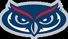 FAU Owl Head Spirit Logo.png