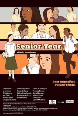 SENIOR YEAR (2010)