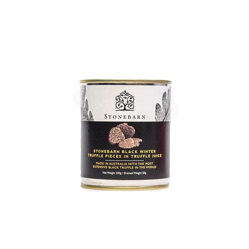 50g Black Truffle Pieces in Truffle Juice