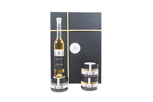 Stonebarn Black Truffle Gift Hamper - Option 4
