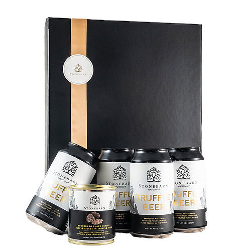 Truffle & Beer Gift Hamper - Option 2