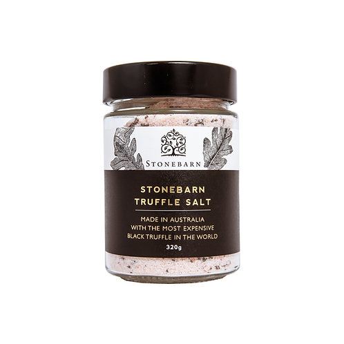 Black Truffle in Pink Himalayan Salt 320g