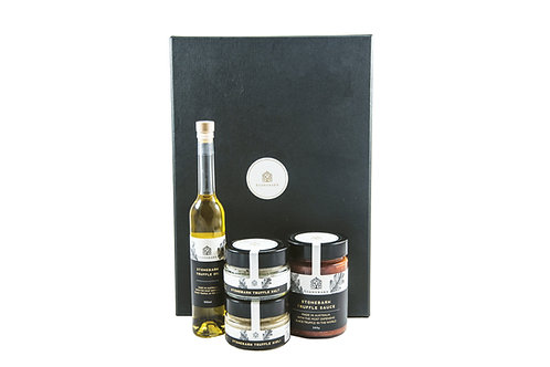 Stonebarn Black Truffle Gift Hamper - Option 1