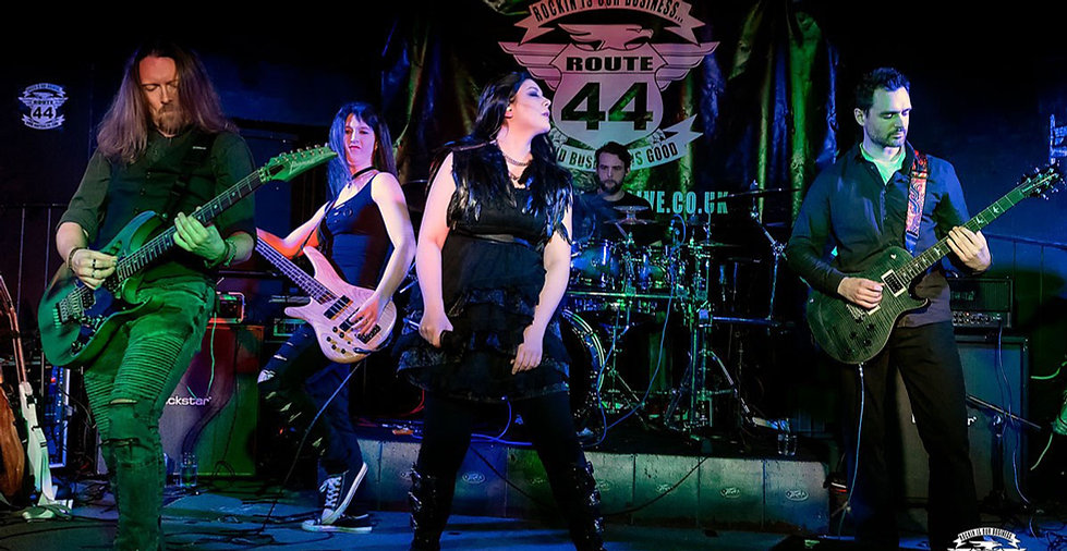 UK's most authentic Evanescence tribute band live on stage