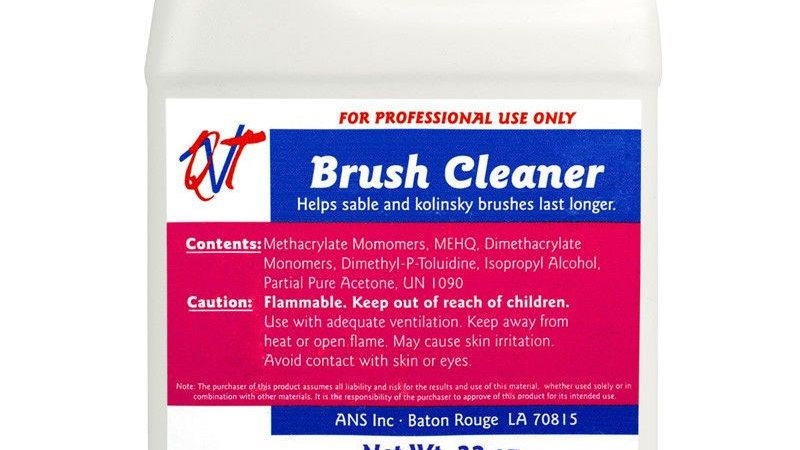Brush Cleaner 32oz