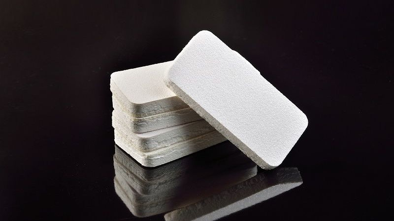 Disposable Pedi Sponge White (500ct)
