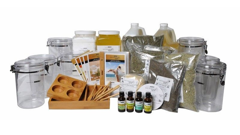 Botanical Escapes Herbal Spa Pedicure - Rejuvenate Festive Kit