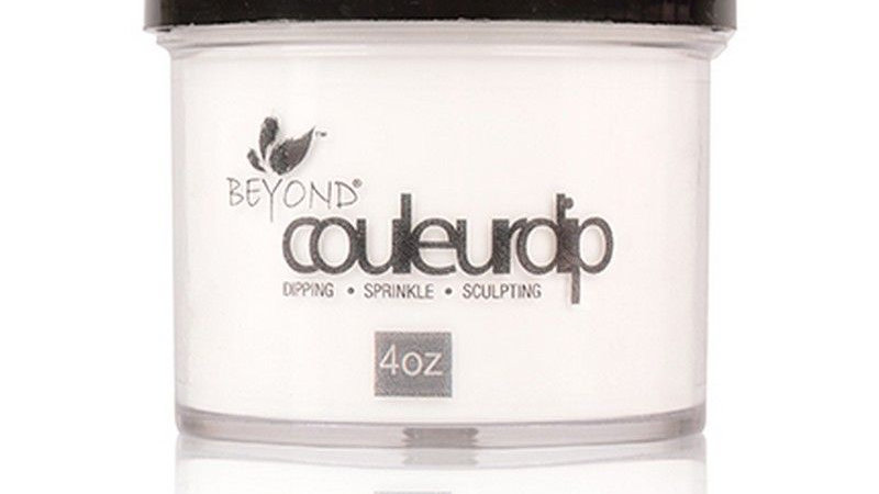 2-in-1 Acrylic Dipping Powder - #901 Clear 4oz (USA)