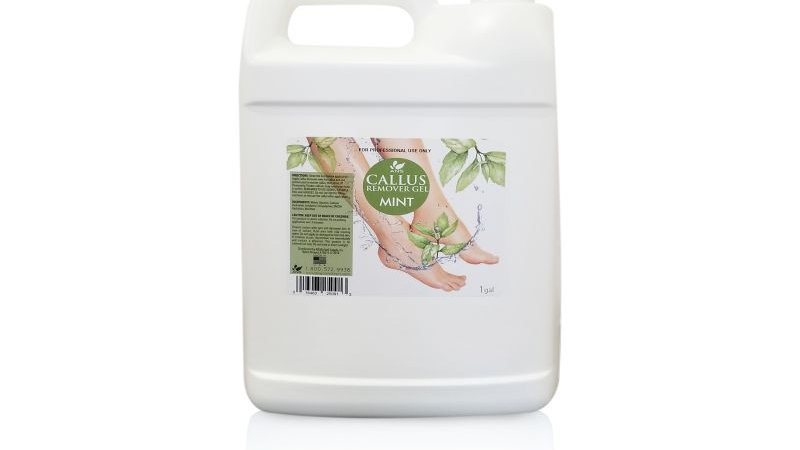 Callus Remover Gel Mint - 1 gallon