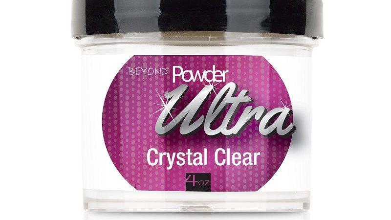 Crystal Clear 4oz Acrylic