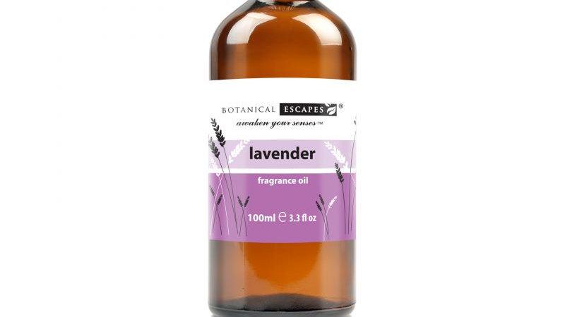 Herbal Spa Pedicure - Lavender Fragrance Oil 100ml
