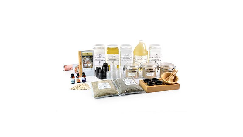 Botanical Escapes Herbal Spa Pedicure - Nature's Sanctuary Kit