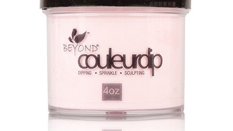 2-in-1 Acrylic Dipping Powder - # #902 Light Pink 4oz (USA)