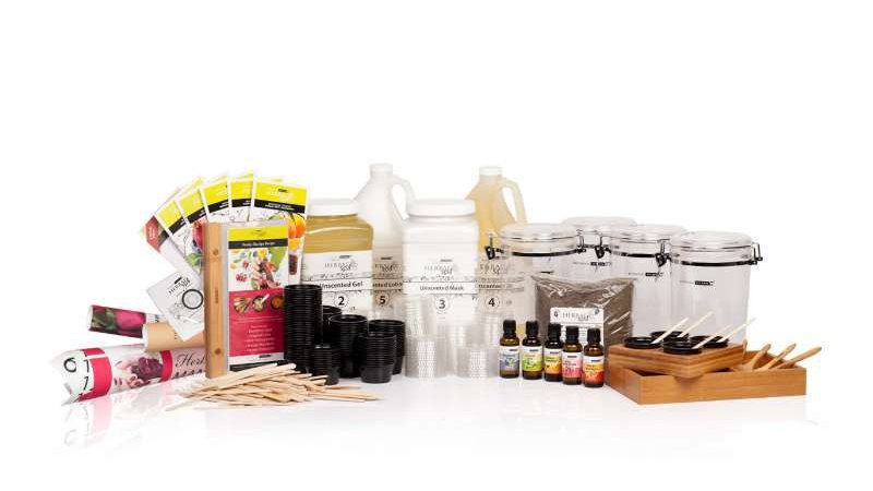 Botanical Escapes Herbal Spa Pedicure - Frui-Tea Kit