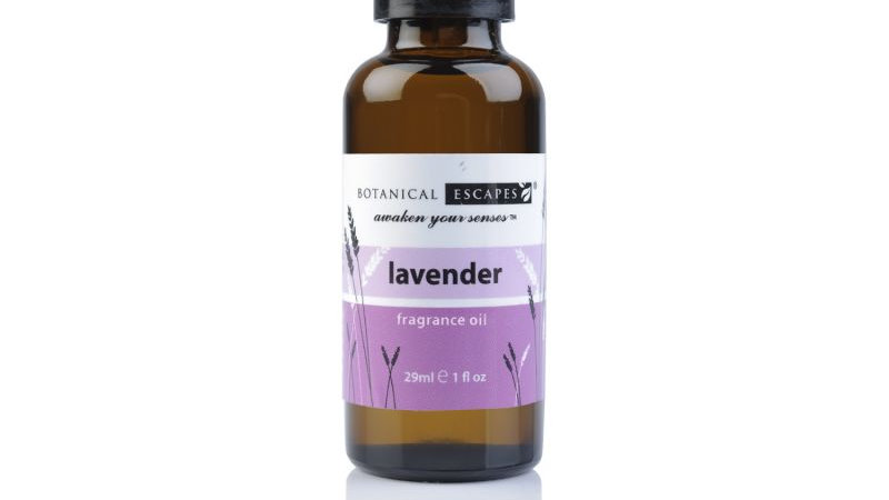 Herbal Spa Pedicure - Lavender Fragrance Oil 1oz