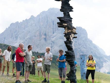 """3. Symposium nternaziunel de scultura tl lën """"Zipla n juech tl 2018"""""""