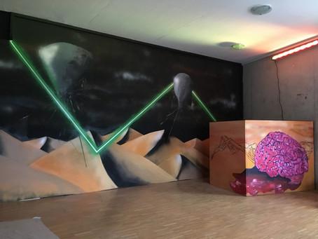 Graffitti tl terzo piano