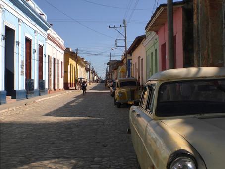Referat - Cuba Ulache l tëmp ie restà fërm
