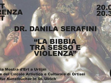 La bibbia tra sesso e violenza