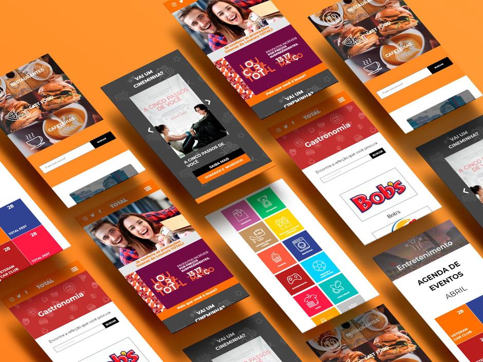 Shopping Total | Website