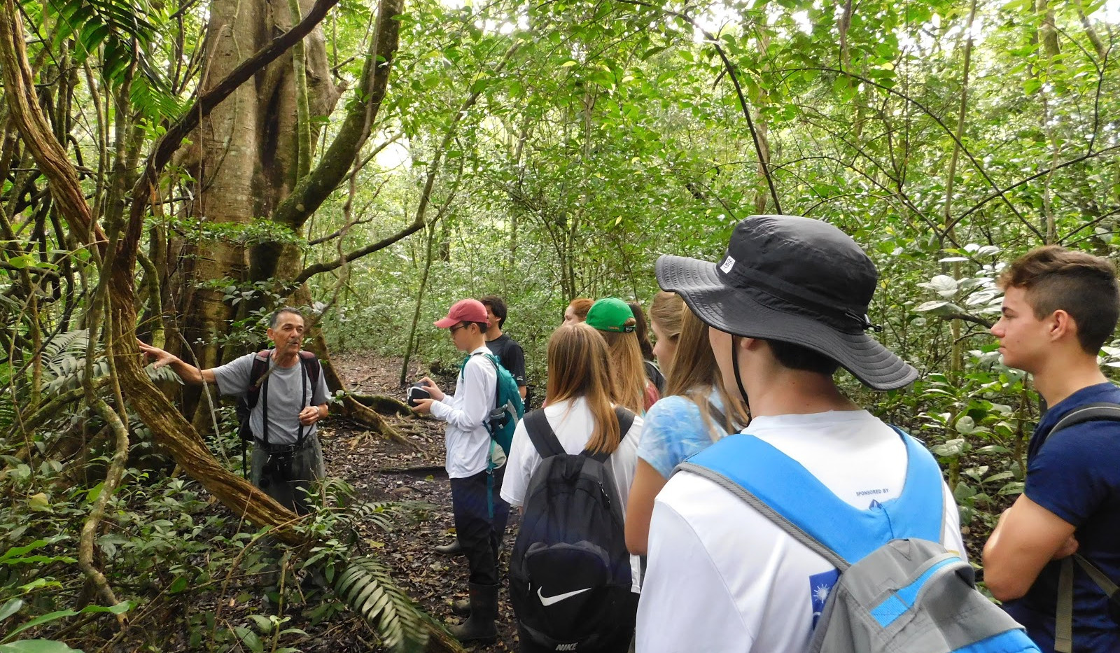 SOC Guided Nature Hikes