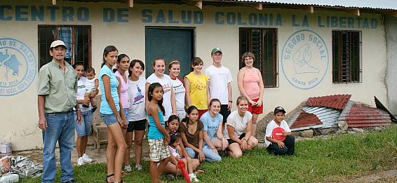 Seeds of Change Community Service Prooject