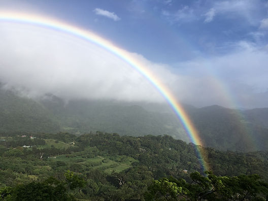 Seeds of Change in Monteverde - Rainbow