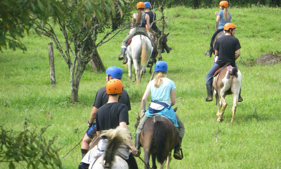 SOC Horseback Riding Costa Rica