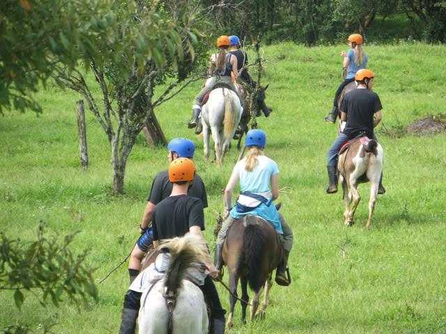 SOC Horseback Riding Costa Rica