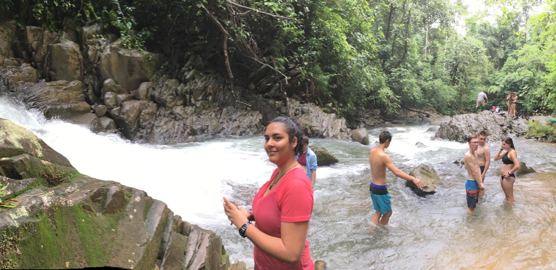 SOC Rivers and Waterfalls