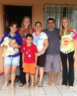Seeds of Change Costa Rica Family Homestay - Cultural Connection - Improve Your Spanish!