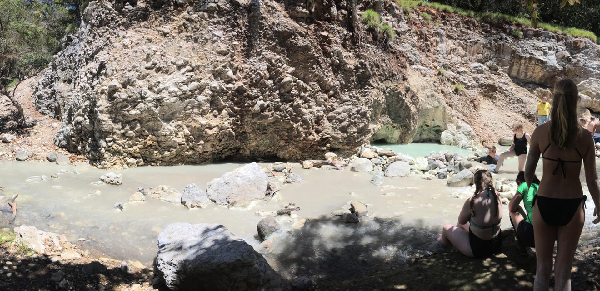 SOC Thermal Pool Panorama