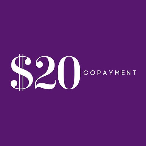 $20 CoPay