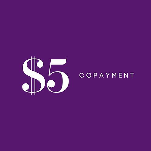 $5 CoPay
