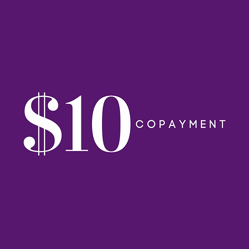 $10 CoPay