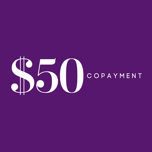 $50 CoPay