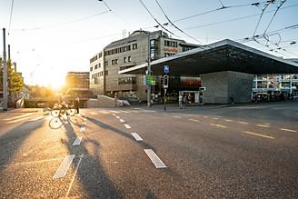 Bahnhof Winterthur Technikumstrasse