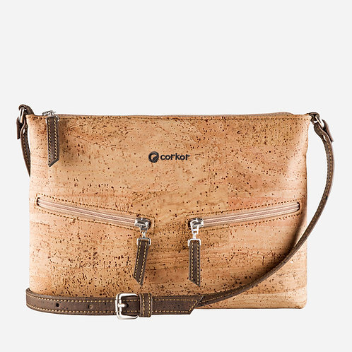 Corkor Kork small crossbody purse (mehrere Farbvarianten)