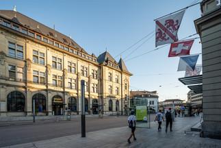 Bahnhofplatz Winterthur