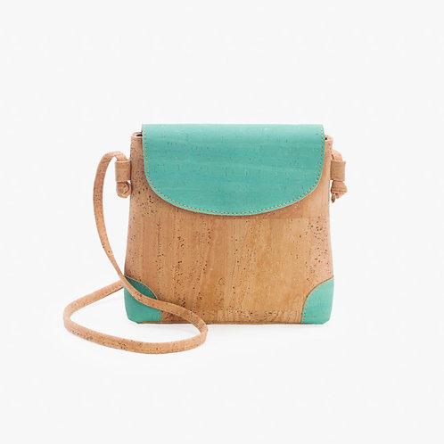 "Artelusa Kork crossbody bag ""lia"" (mehrere Farbvarianten)"