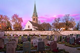Oberwinterthur Kirche St. Arbogast