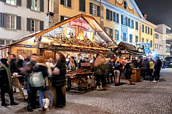 Winterthur Weihnachtsmarkt