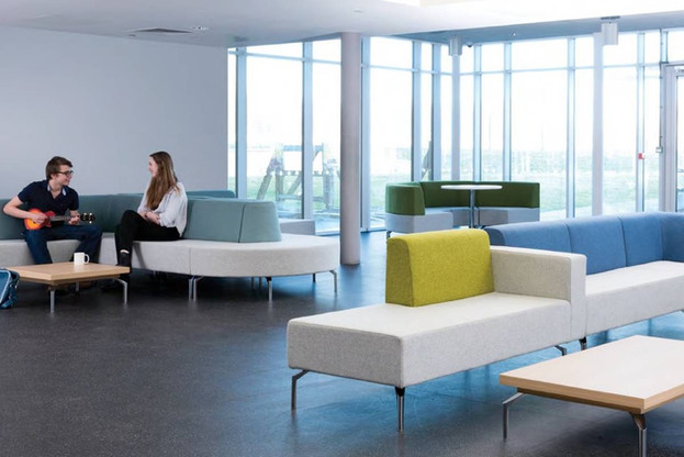 office sofa work place commercial furniture
