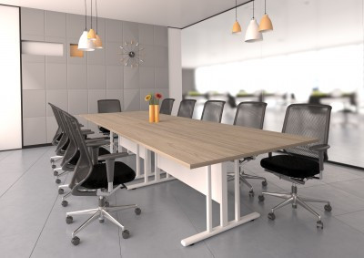 meeting desk room work place office commercial furniture