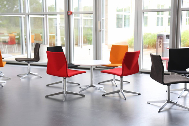 dining chairs canteen office work place commerical furniture