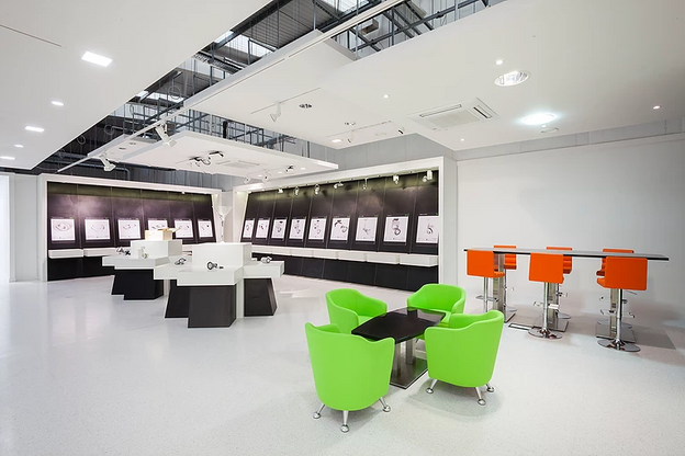space fit-out refurbishment package commercial