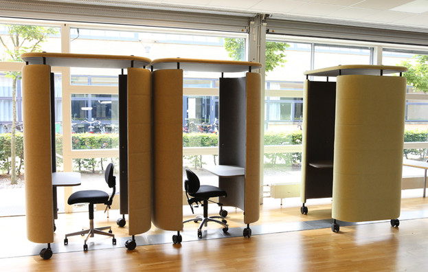pod acoustic work space office modern sound control